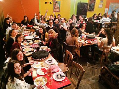 Le Restaurant Universitaire – FEC Strasbourg