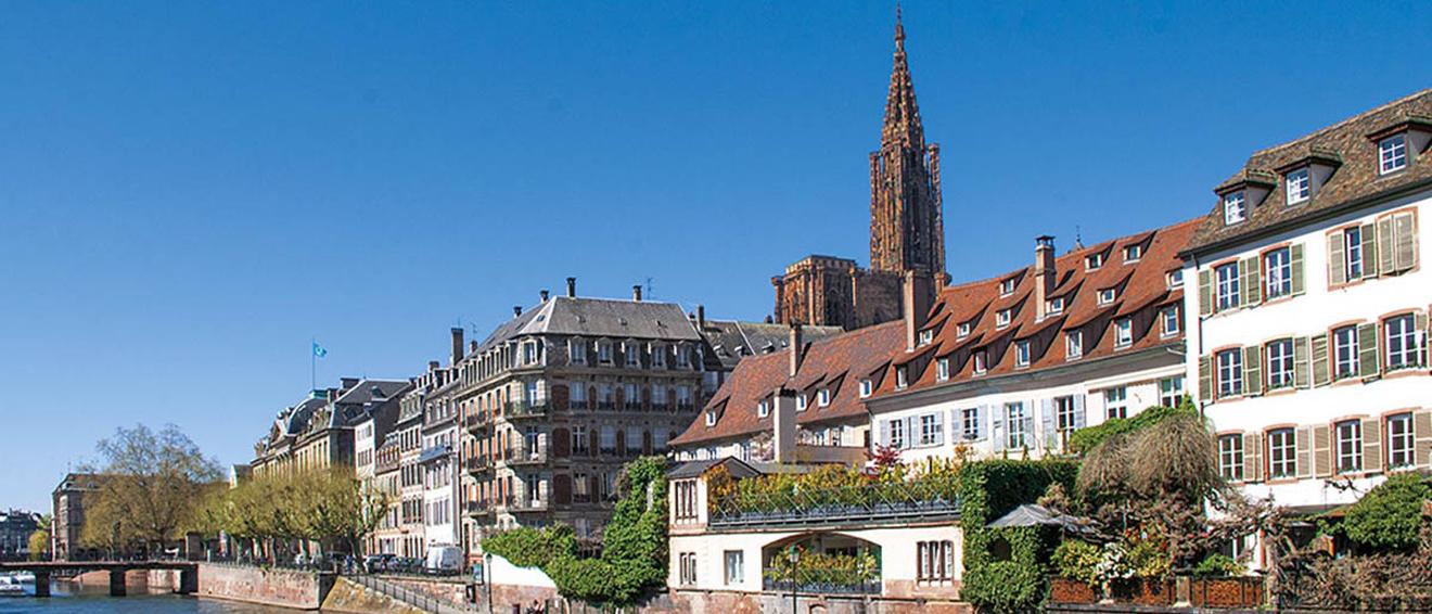 Au cœur historique de Strasbourg