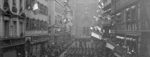 Strasbourg, 1918-1919 : le retour à la France @ Salle Léon XIII