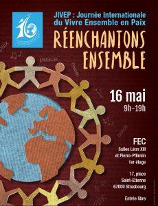Journée Internationale du Vivre Ensemble en Paix @ Salle Léon XIII