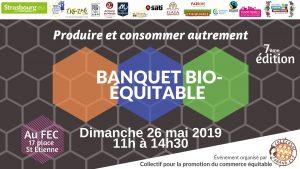 Banquet bio-équitable