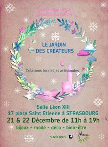 Marché de Noël des Créateurs @ Salle Léon XIII