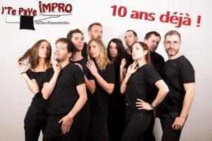 Théâtre d'improvisation - JTPI @ Salle Léon XIII