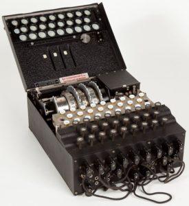 Le mythe Enigma @ Salle Léon XIII